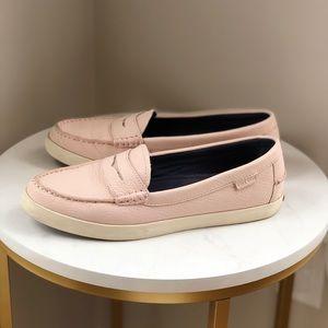 COLE HAAN Leather Loafers Size 10